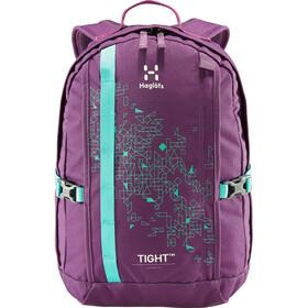 Haglöfs Tight Junior 15 Rucksack Kinder purple crush/crystal lake
